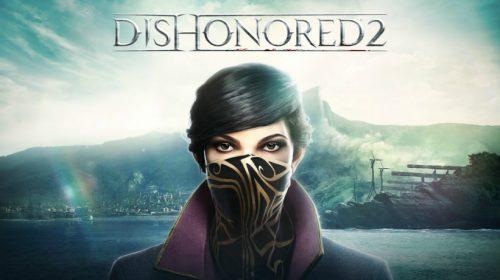 Novo trailer de Dishonored 2 mostra Corvo Attano em ação