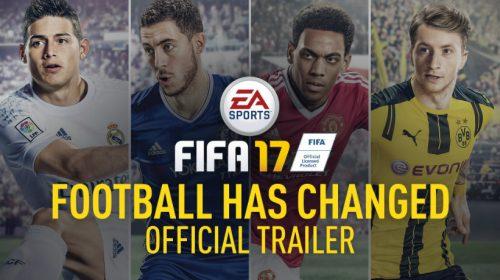 FIFA 17 promete 'mudar o futebol' com engine de Battlefield