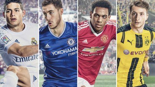 FIFA 17 já está em pré-venda na PS Store; veja quanto custa