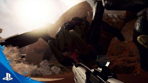 Farpoint promete conquistar os jogadores de FPS no PS VR