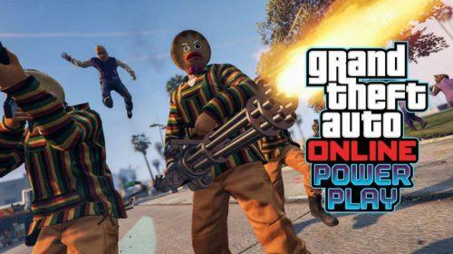 Conheça Power Play, a nova atualização de GTA V online