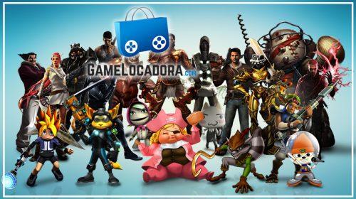 Aluguel de Games: Jogue mais gastando menos