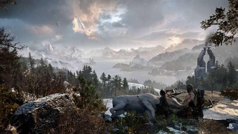 Demo de God Of War da E3 era apenas o começo do jogo
