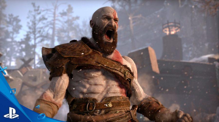 Novo God of War e outros jogos com descontos em lojas; veja