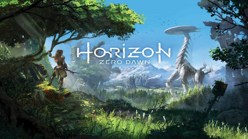 Horizon: Zero Dawn tem detalhes de armas revelados