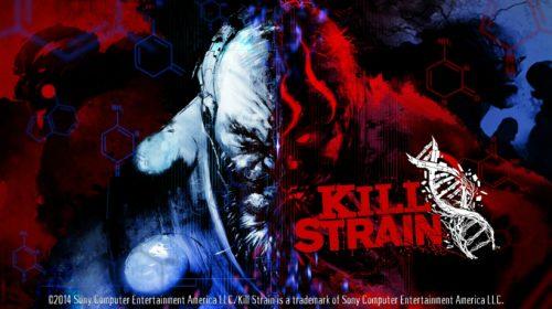 Kill Strain, exclusivo de PS4, chegará gratuitamente em julho