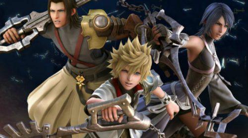 Novo trailer de Kingdom Hearts HD 2.8