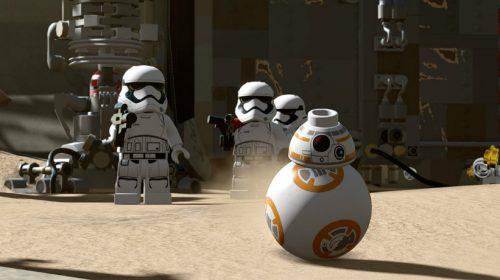 BB-8 é estrela de novo trailer de LEGO Star Wars