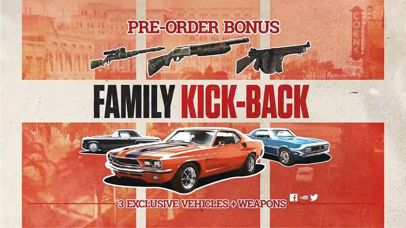 Mafia III: novo trailer apresenta o pacote Family Kick-Back