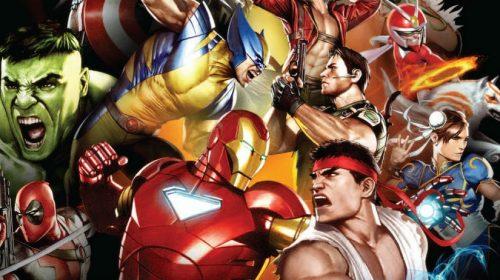 Marvel está atenta aos pedidos de novo Marvel vs Capcom