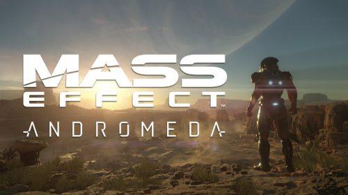Vaza possível data de lançamento de Mass Effect: Andromeda