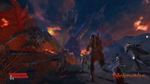 Neverwinter chegará ao PS4 em 19 de julho
