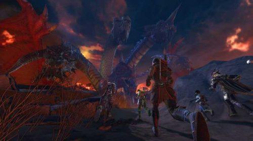 Neverwinter, MMO gratuito, chegará ao PS4 em breve