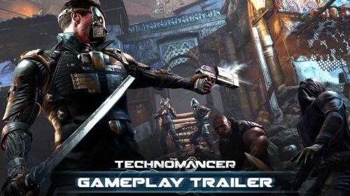 Novo vídeo detalha combate de The Technomancer