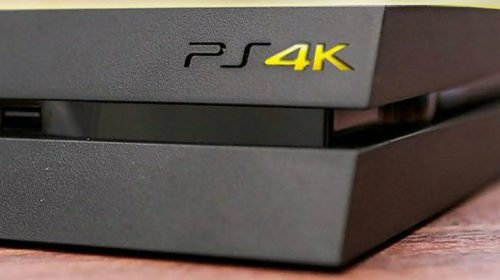 PS4K é oficializado pela Sony, mas não estará na E3