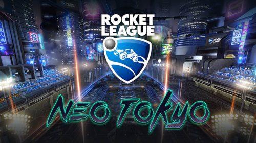 Rocket League ganha nova atualização Neo Tokyo