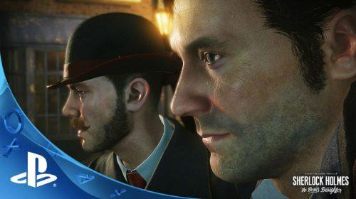 Sherlock Holmes: The Devil's Daughter recebe novo trailer