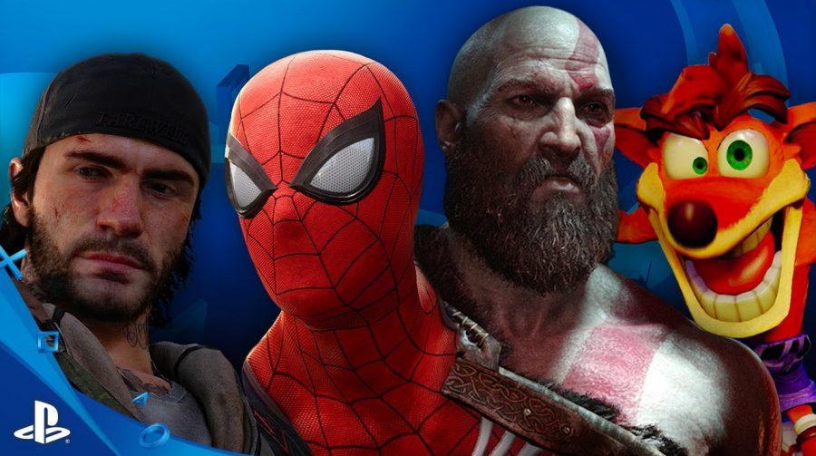 Os 10 melhores trailers da PlayStation E3 2016