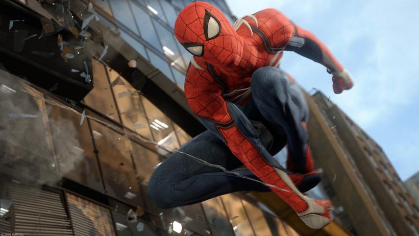 Novo Spider-Man foi executado em tempo real na E3 2016