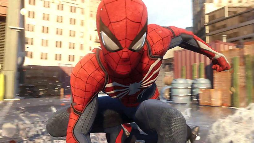 Square Enix está impressionada com Spider-Man da Insomniac