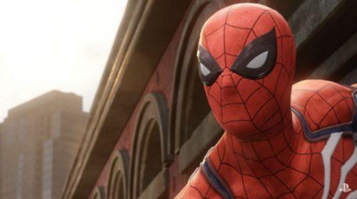 Sony confirma Spider-Man como novo exclusivo do PS4