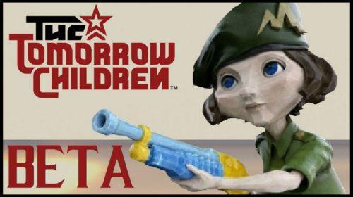 Beta aberto de The Tomorrow Children já disponível na PSN