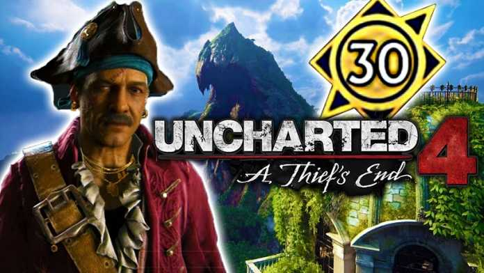 uncharted 4 novo mapa e conte dos multiplayer chegam hoje. Black Bedroom Furniture Sets. Home Design Ideas
