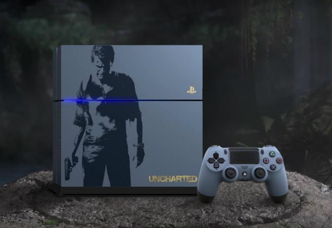 Uncharted 4 e PS4 lideram vendas em maio