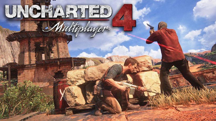Gameplay: Aventuras no Multiplayer de Uncharted 4!