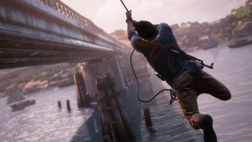 DLC single-player de Uncharted 4 ainda está distante