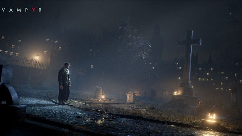 Vampyr mostra potencial assustador em novo gameplay