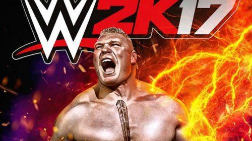 2K anuncia data de lançamento de WWE 2K17