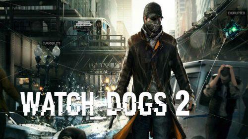 Ubisoft promove Watch Dogs 2 com brinde à espera da E3