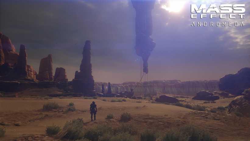 TUDO sobre Mass Effect: Andromeda revelado na E3 2016