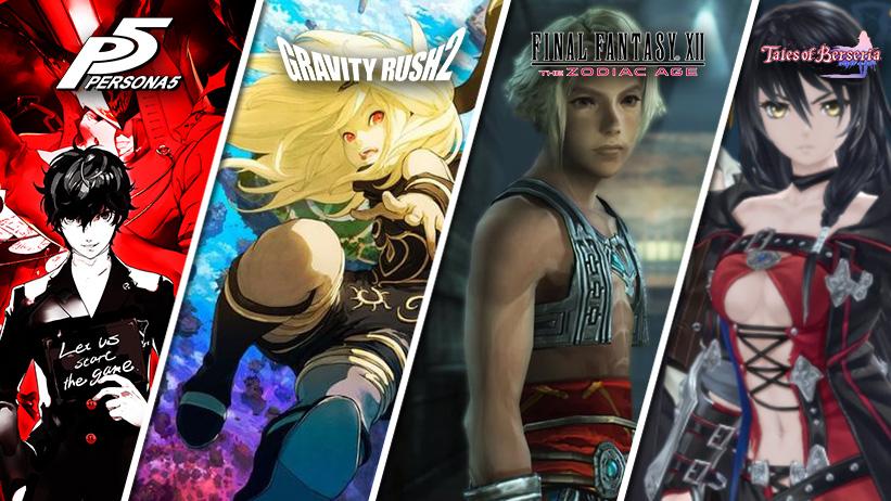 7 gameplays de jogos japoneses exibidos na E3 2016