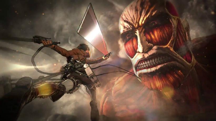 Attack on Titan: detalhes do multiplayer e novos trailers revelados