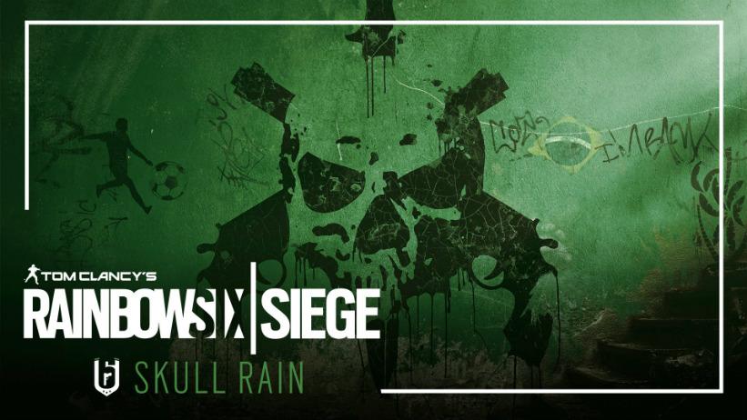Ubisoft revela teaser de mapa Favela de Rainbow Six: Siege