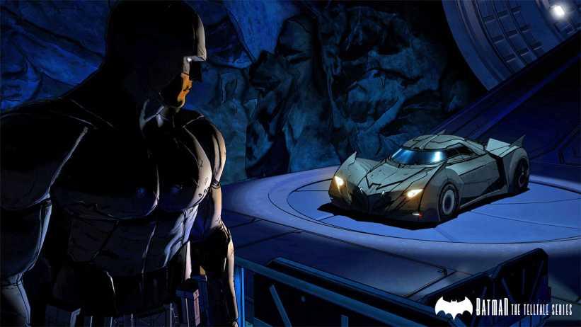 Episódio 1 de Batman: The Telltale Series chega em agosto