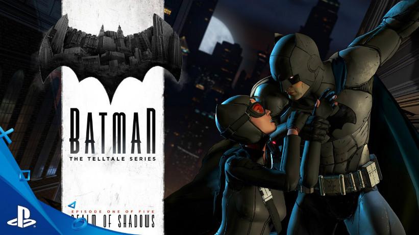 Batman:The Telltale Series: primeiro trailer e data de lançamento