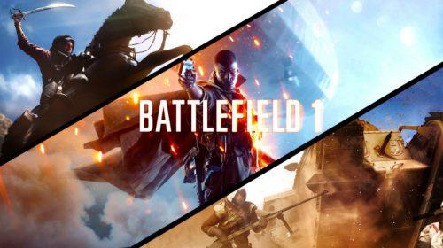 EA libera a escolha da plataforma para beta de Battlefield 1