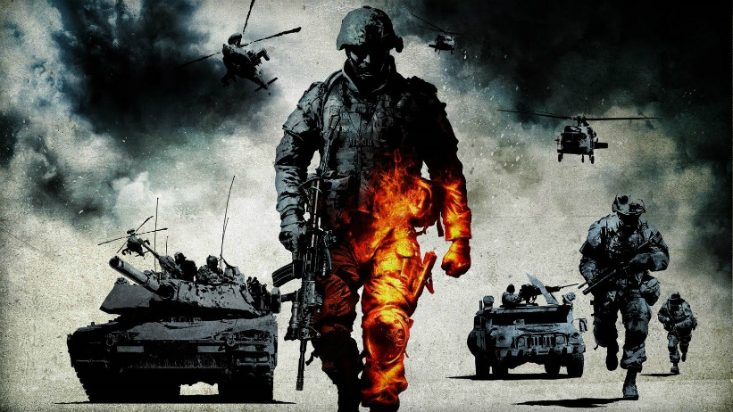 Franquia Battlefield vai virar seriado de TV