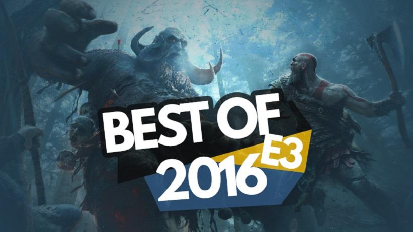Game Critics Awards premia os melhores da E3 2016