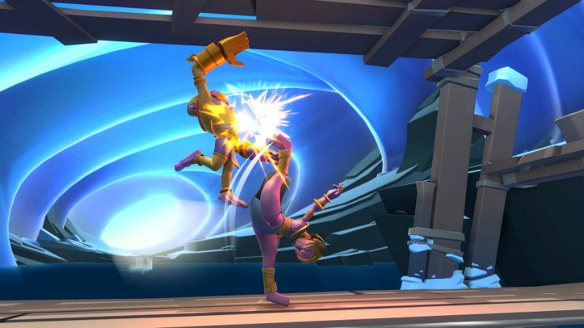 Brawlout anunciado para PlayStation 4