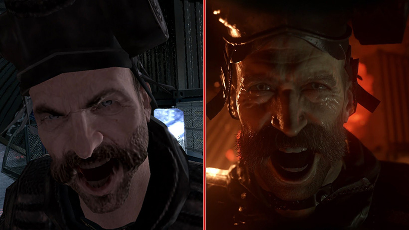 Tempo fez bem - Call of Duty: Modern Warfare VS. Remaster