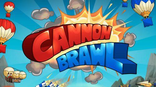 Cannon Brawl chega com artilharia pesada ao PS4