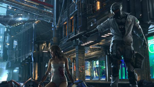 Cyberpunk 2077 - Screen 1
