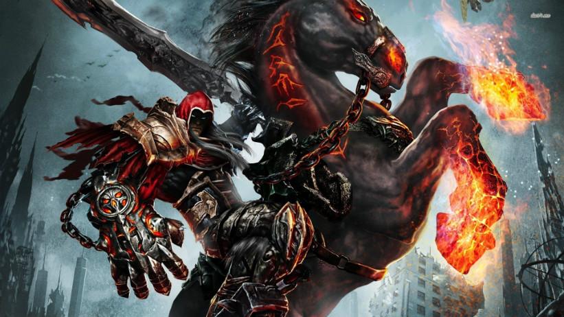 Confirmada remasterização de Darksiders para PS4