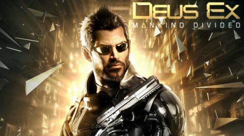 Deus Ex: Mankind Divided ganha novo trailer de lançamento