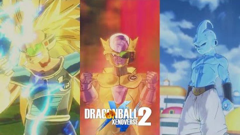 Trailer mostra transformações em Dragon Ball Xenoverse 2