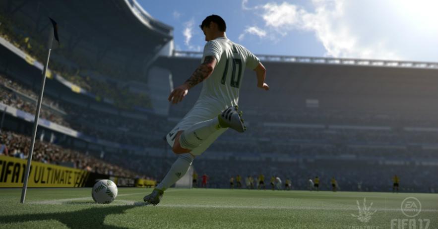 FIFA 17 terá um novo sistema de cobranças de faltas; veja